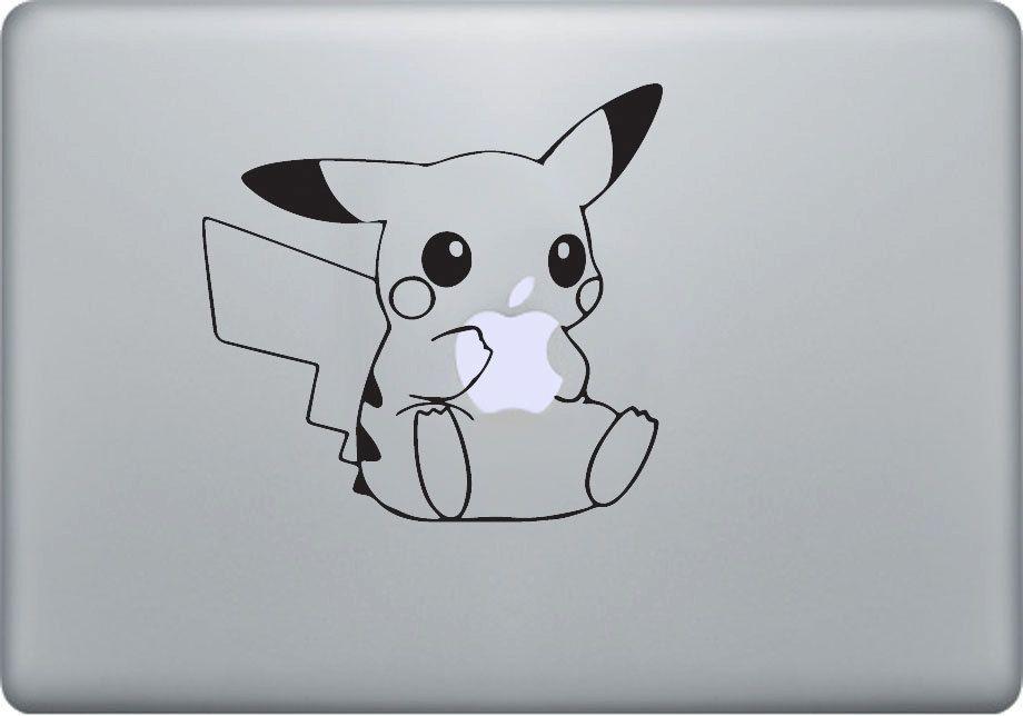Surfing Pikachu Pokemon Decal//Sticker