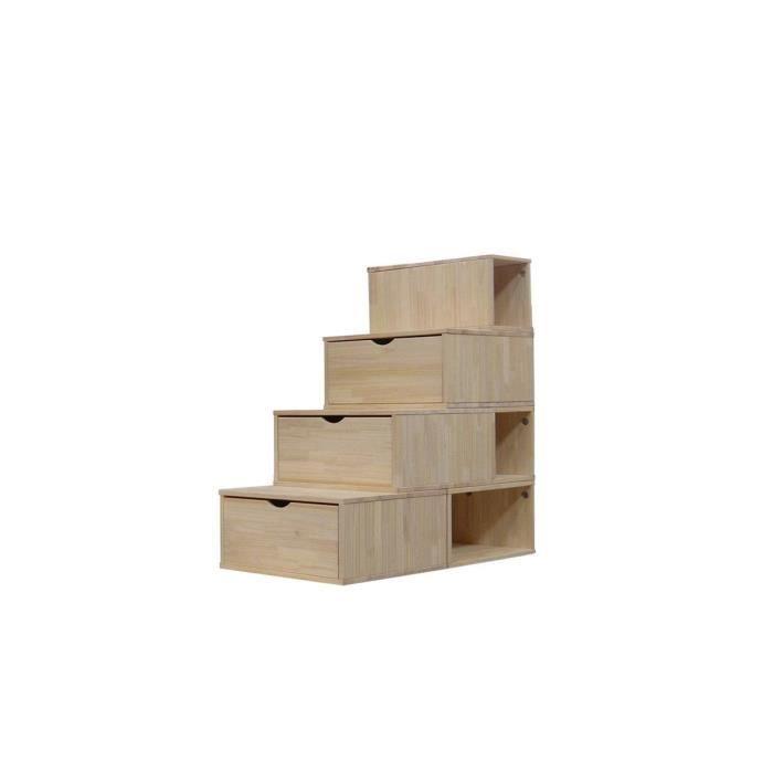 Meuble Rangement Escalier petit meuble rangement escalier cube de rangement hauteur 100 cm
