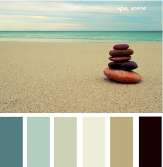 Love This Color Spa Pallet Spa Colors Spa Decor Room Colors