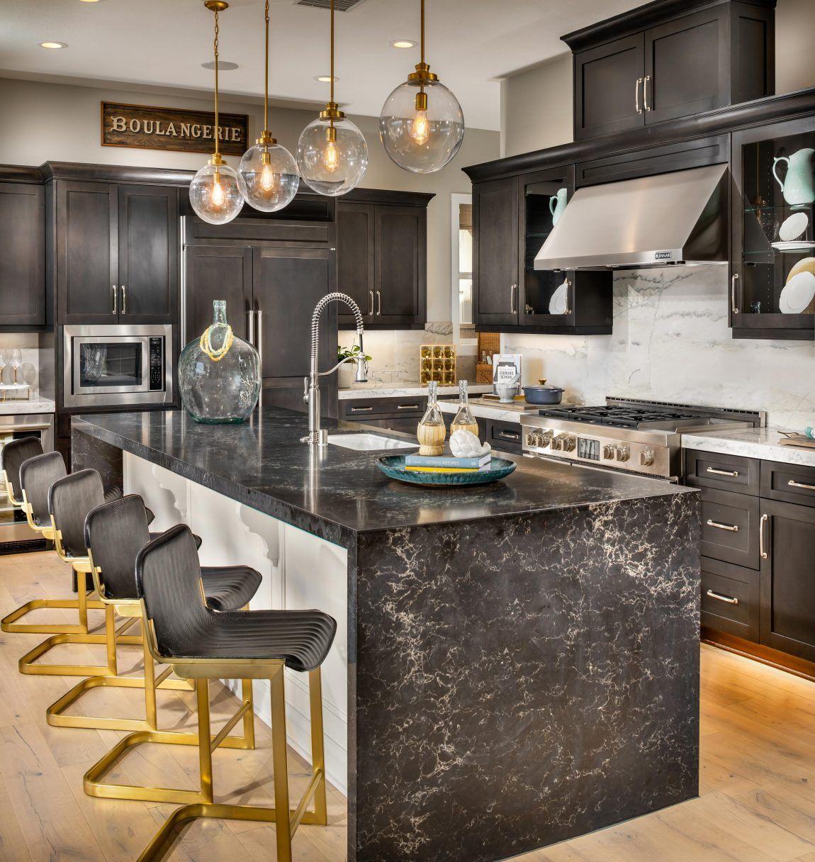 25 Luxury Kitchen Ideas For Your Dream Home Build Beautiful In 2020 Luxury Kitchens Kitchen Design Luxury Kitchen