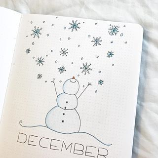 December bullet journal page #snowman #bulletjourn... - #Bullet #bulletjourn #December #Journal #norway #Page #snowman #bulletjournalideas