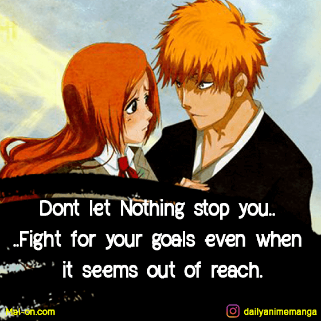 The Most Famous Anime Quotes Of All Time Anime Quotes Bleach