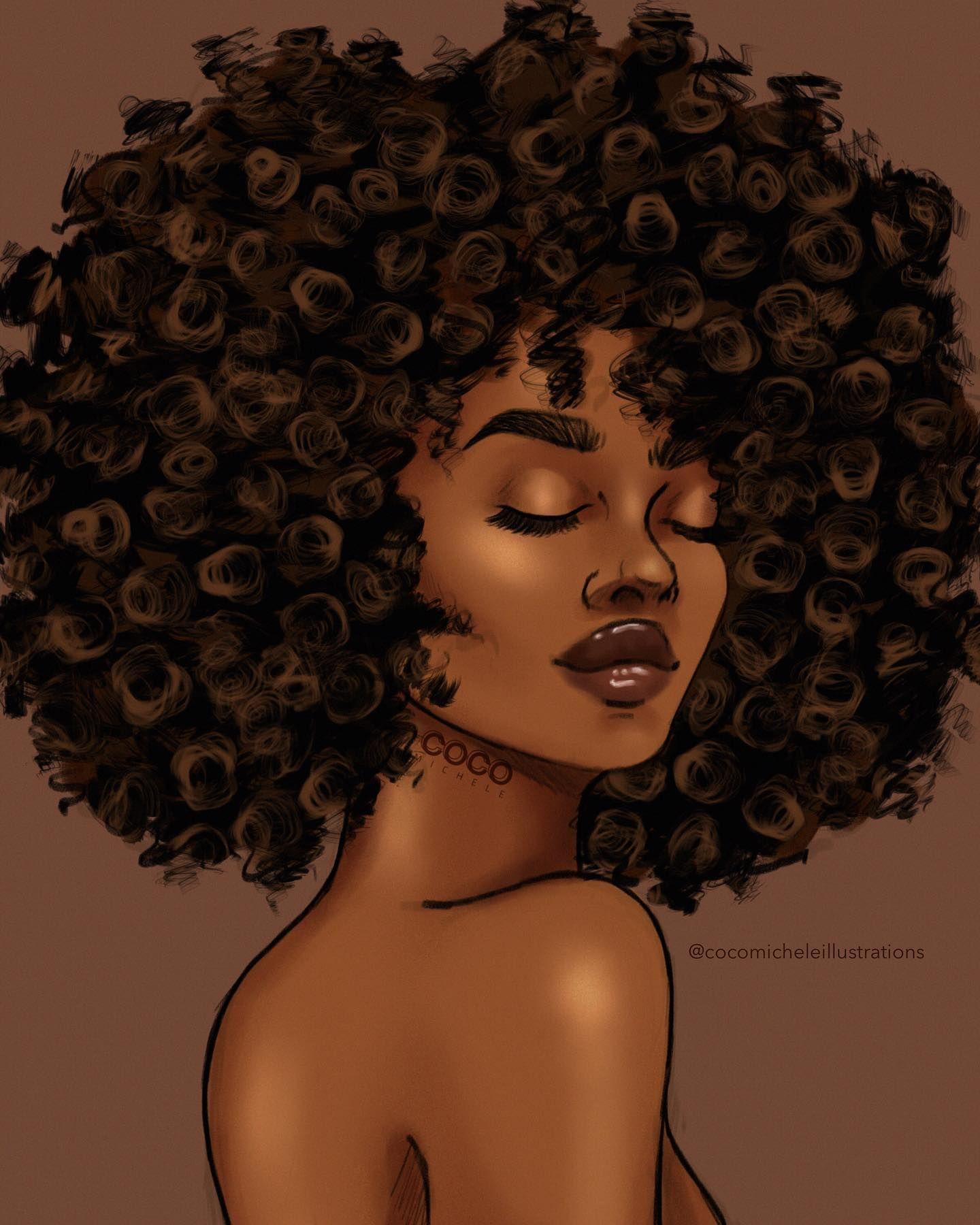 With art afro girl black Black Children