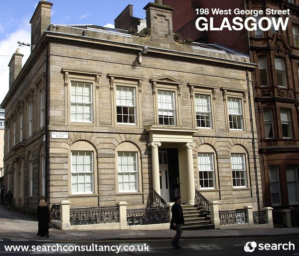 This Is Our Glasgow Office!