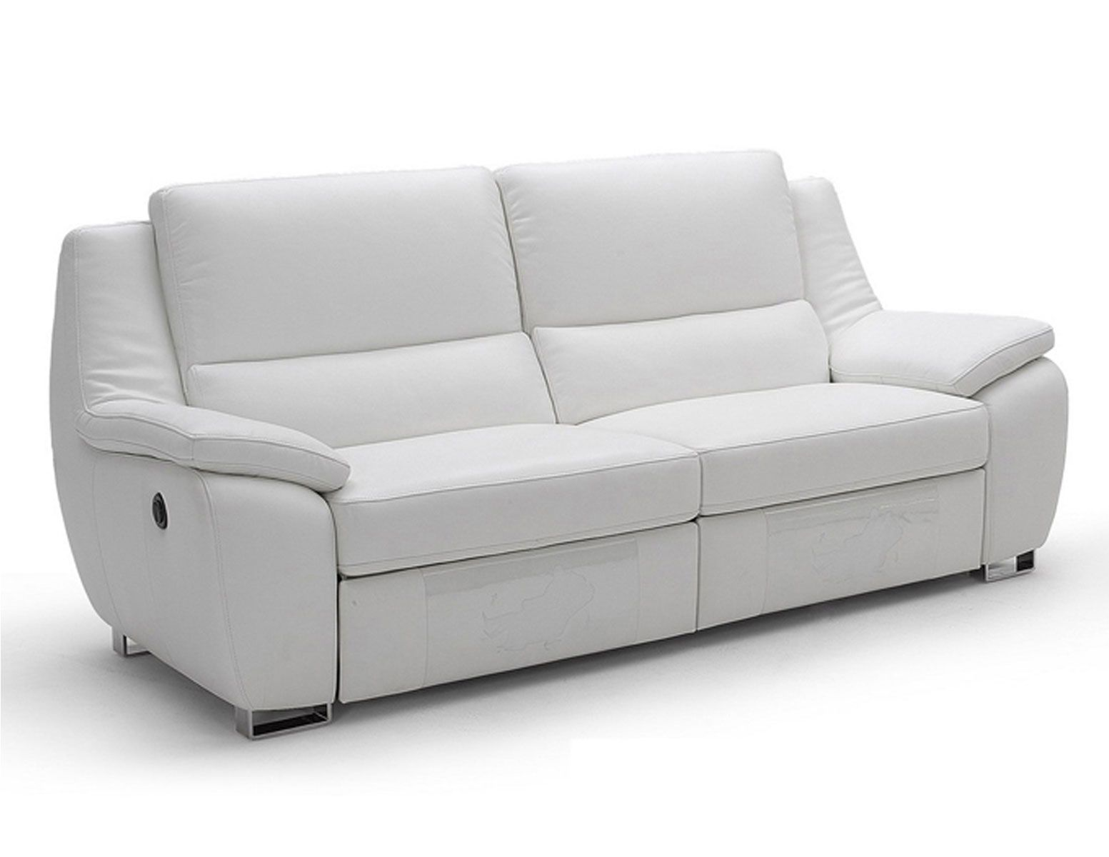 Local made sofa set tissus finish relaxon group - Sofa Condo Inclinable Lectrique En Cuir De Style Contemporain Choix De Cuirs