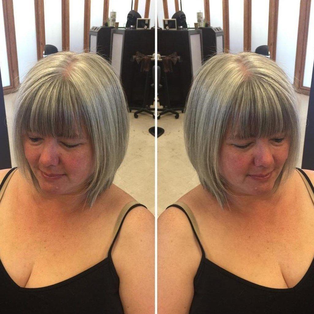 gorgeous gray hair styles hair pinterest hair hair styles