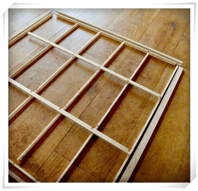 Comment Fabriquer Un Shoji.   Chanoyu Traditional Space   Pinterest