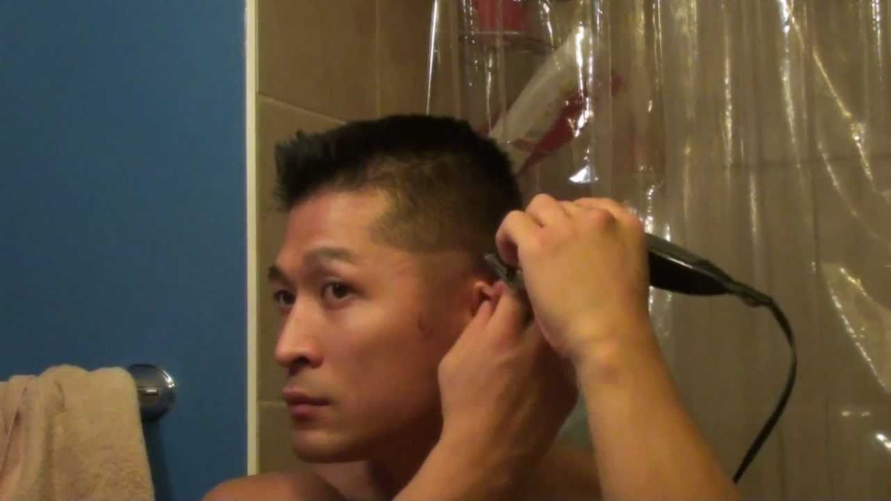 27+ How to cut your own hair fade ideas