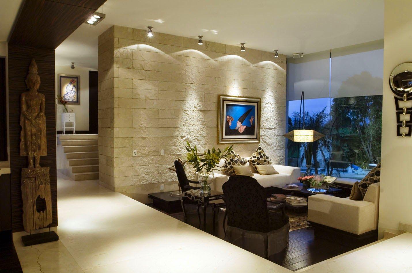 Interior de casas a desnivel buscar con google home - Busco disenador de interiores ...