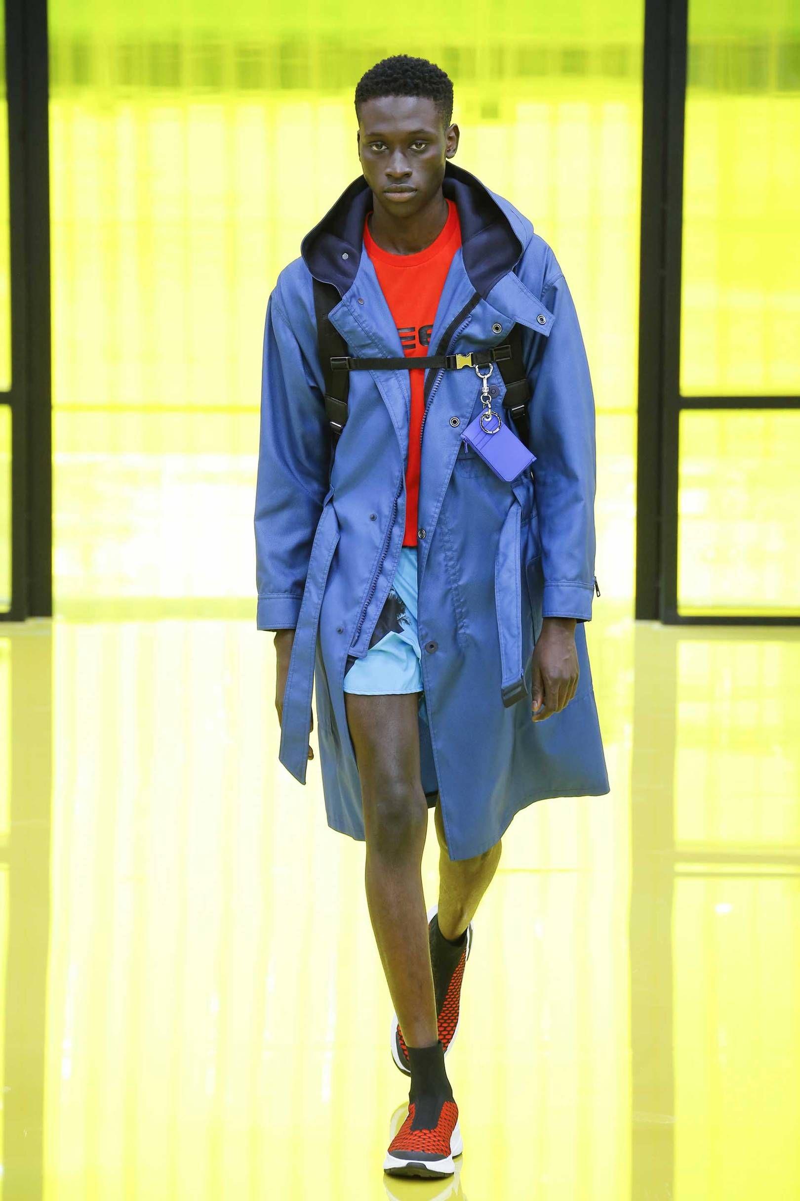 Neil Barrett Spring/Summer 2019 Menswear Mens fashion