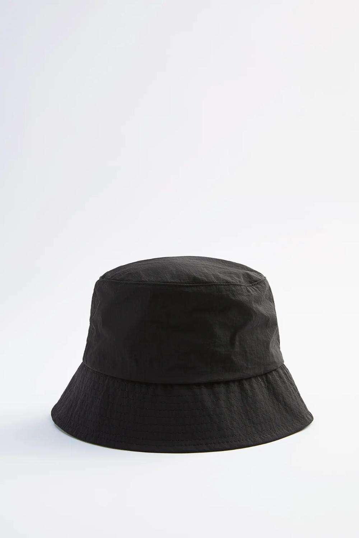 Czapka Z Tkaniny Strukturalnej Hats Hats For Men Bucket Hat