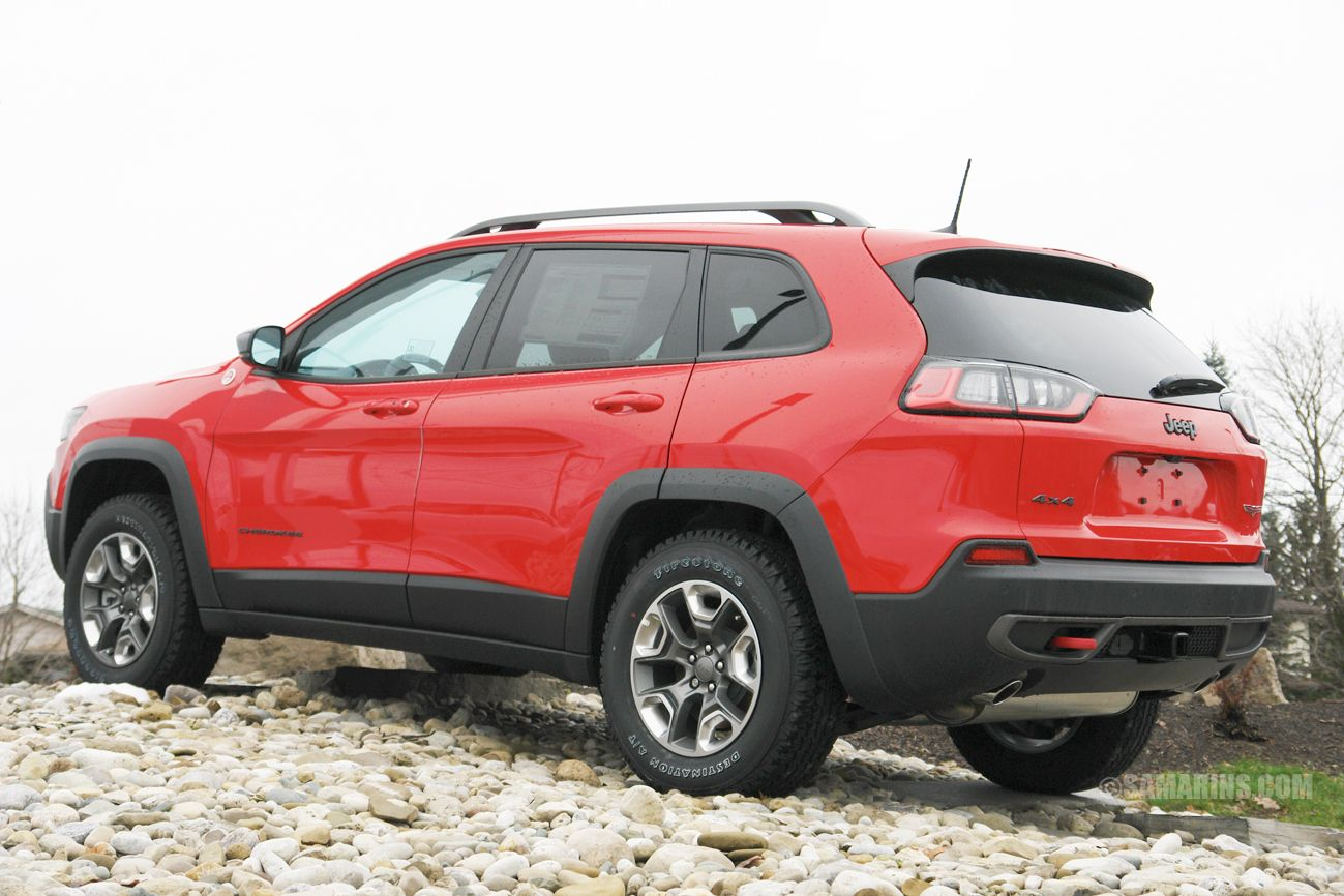 Jeep Cherokee How Does The 4wd System Work Common Problems Timing Belt Or Chain Engine Jeep Cherokee Trailhawk Features Jeep Cherokee Cherokee Trailhawk Jeep Cherokee Trailhawk