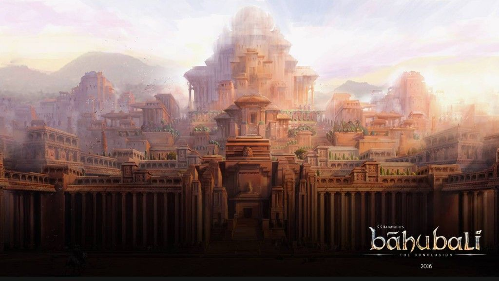 Bahubali 2 Hd Wallpapers Movies Palace Art Hd Wallpaper