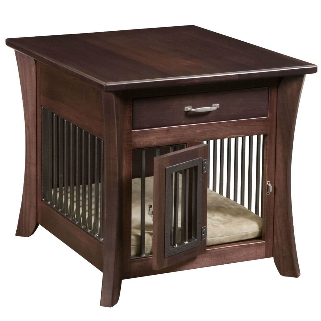 Caledonia Pet End Table Pet Furniture Pet Accessories