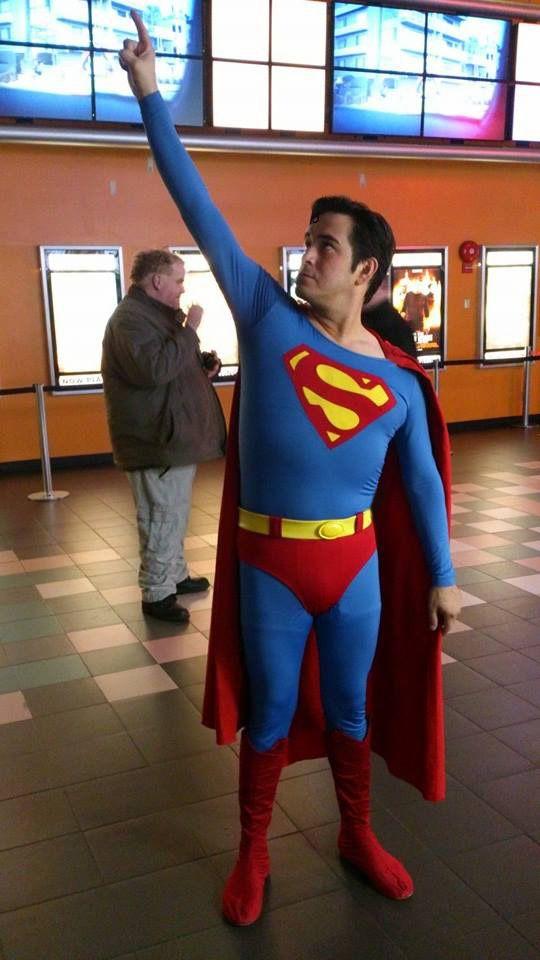 Character Superman Kal-El, Aka Clark Kent  From Dc -5823
