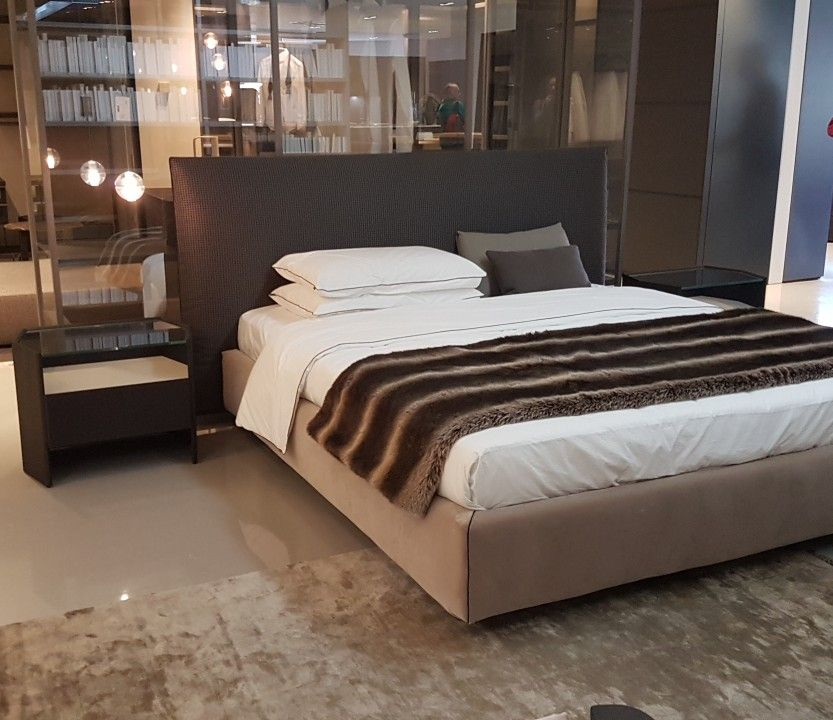 Best Photo Bruce Bed By Jean Marie Massaud At Poliform This 640 x 480