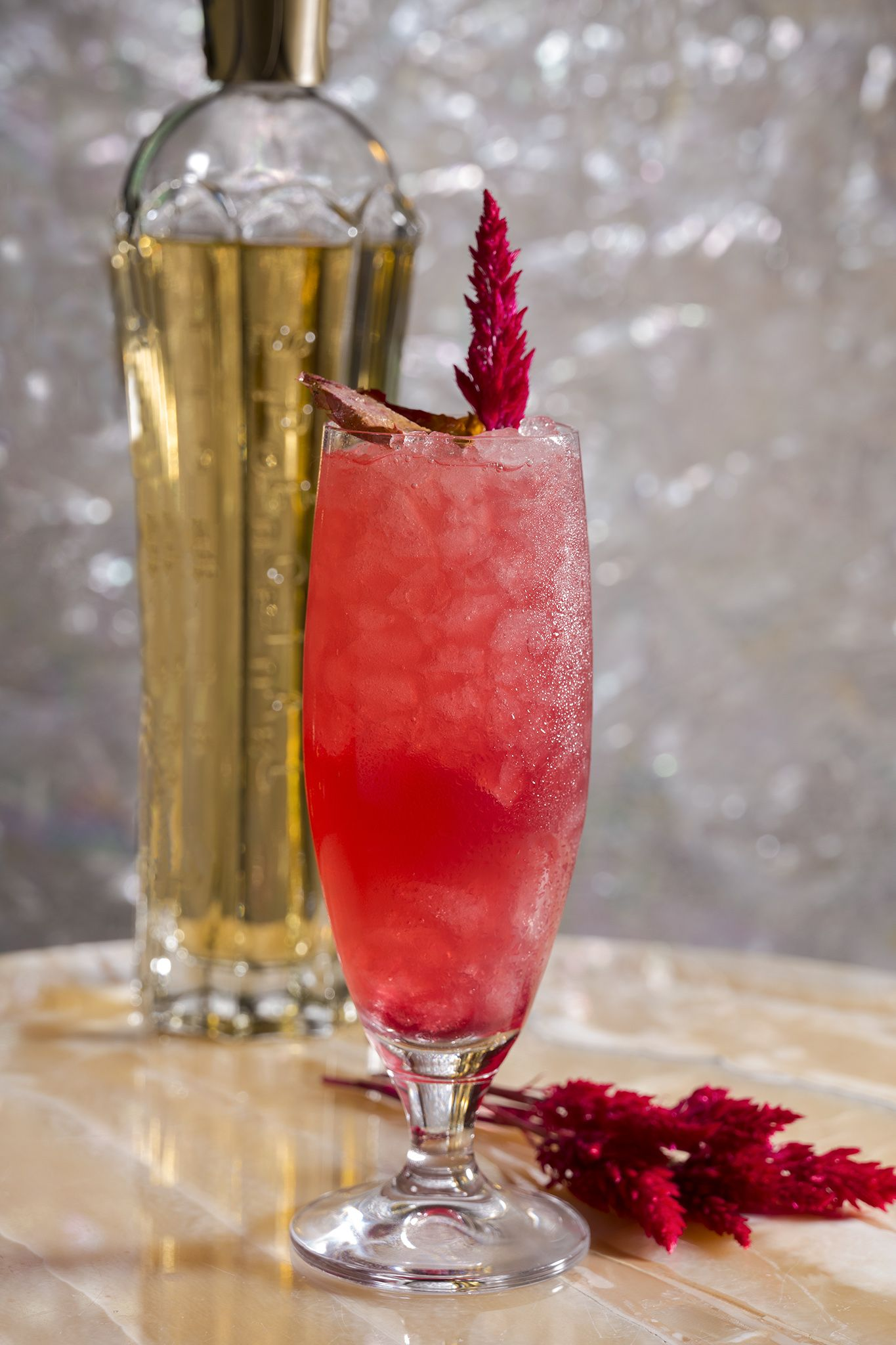 The Boysenberry Delight Is An Exclusive Cocktail To Parasol Up Down