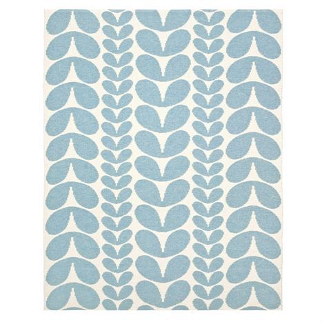 98aae28a507548 Karin rug light blue large - 150x200 cm - Brita Sweden. | One day my ...