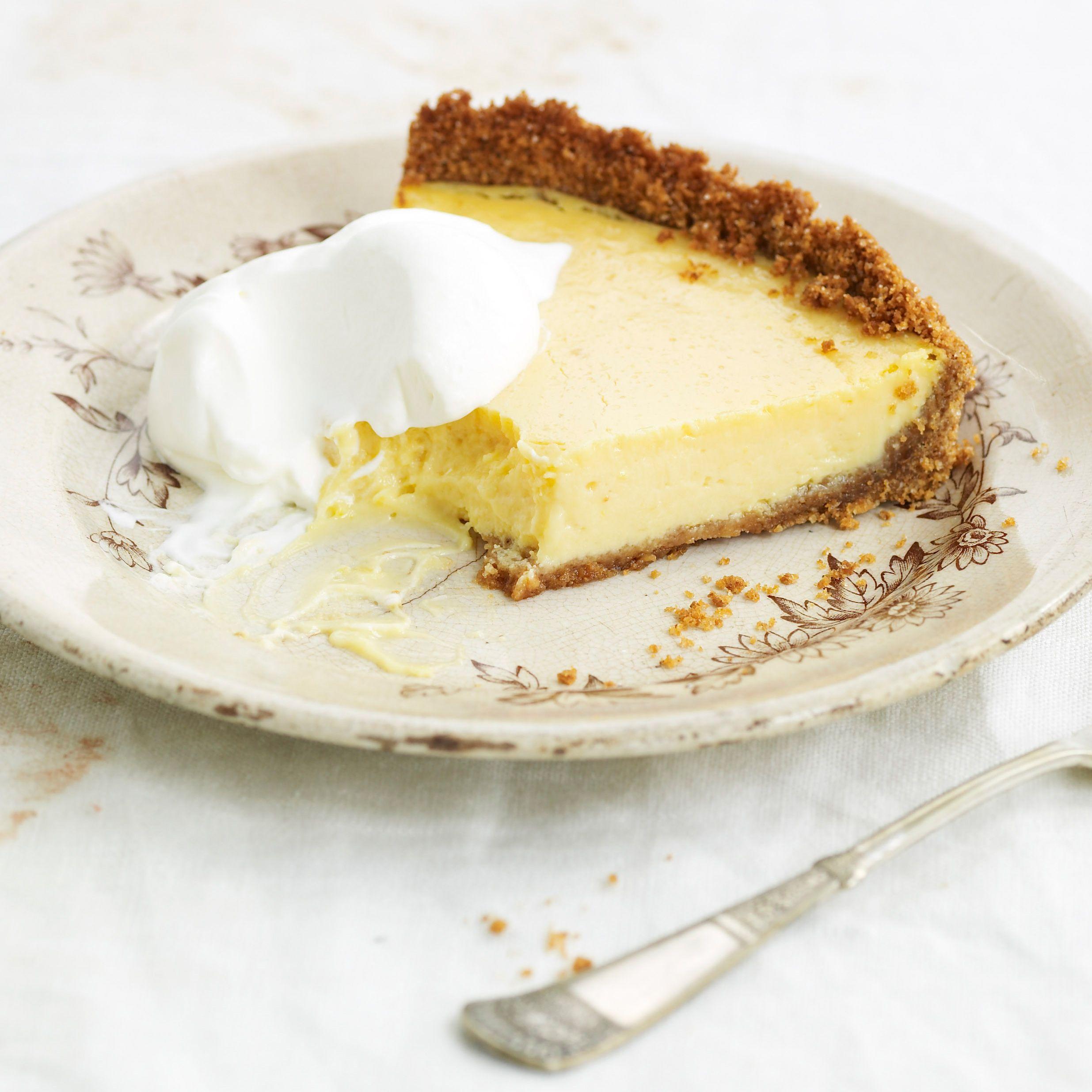 Lemon Icebox Pie, Icebox Pie