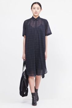 589a4c83eabc4 6397 New Plaid Oversized Dress (Blue green)