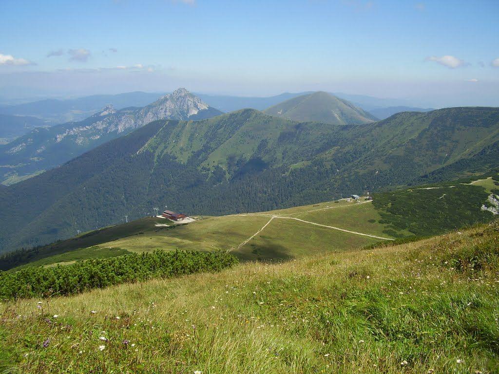 Vrátna dolina-Snilovské sedlo