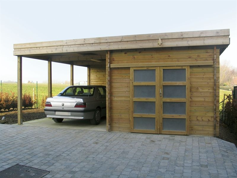 Garage Met Carport : Impressive carports garages project home sweet home