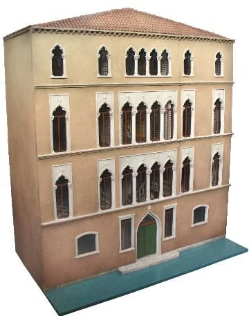 Venetian Palazzo miniature