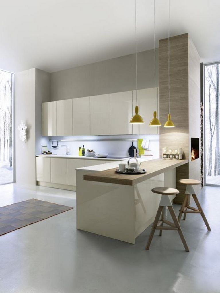 Modern Minimalist Kitchen Set Design Ideas 7 Kitchen Design Ideas