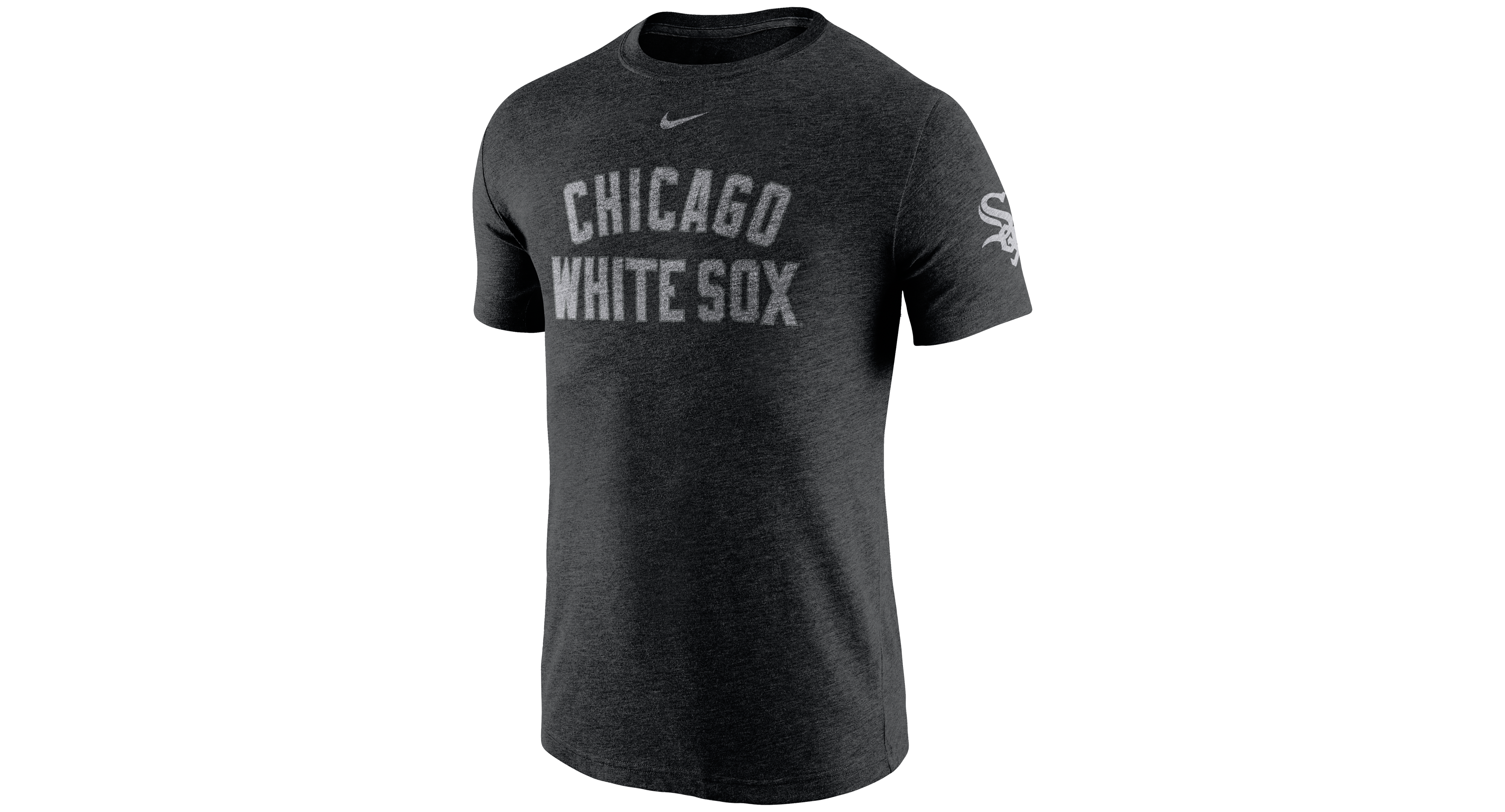 Nike Men's Chicago White Sox Tri-Blend Dna T-Shirt