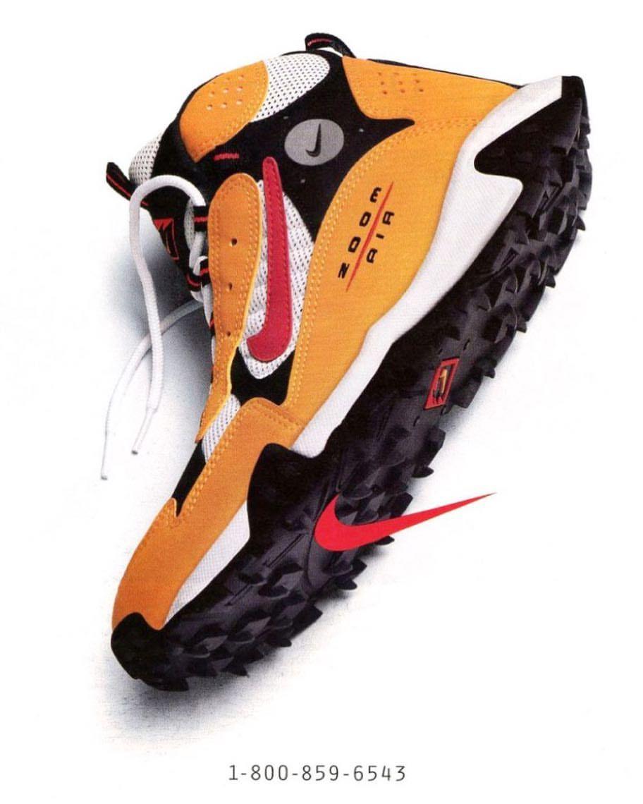 Nike Air Terra Sertig in the famous