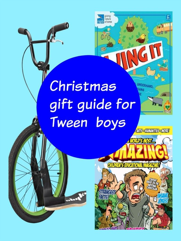 A Christmas gift guide for a tween boy | Christmas!! | Pinterest ...