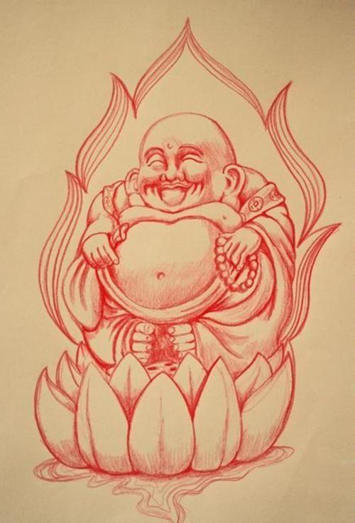 buddha | Dibujos | Pinterest | Diseños para tatuajes, Para tatuajes ...