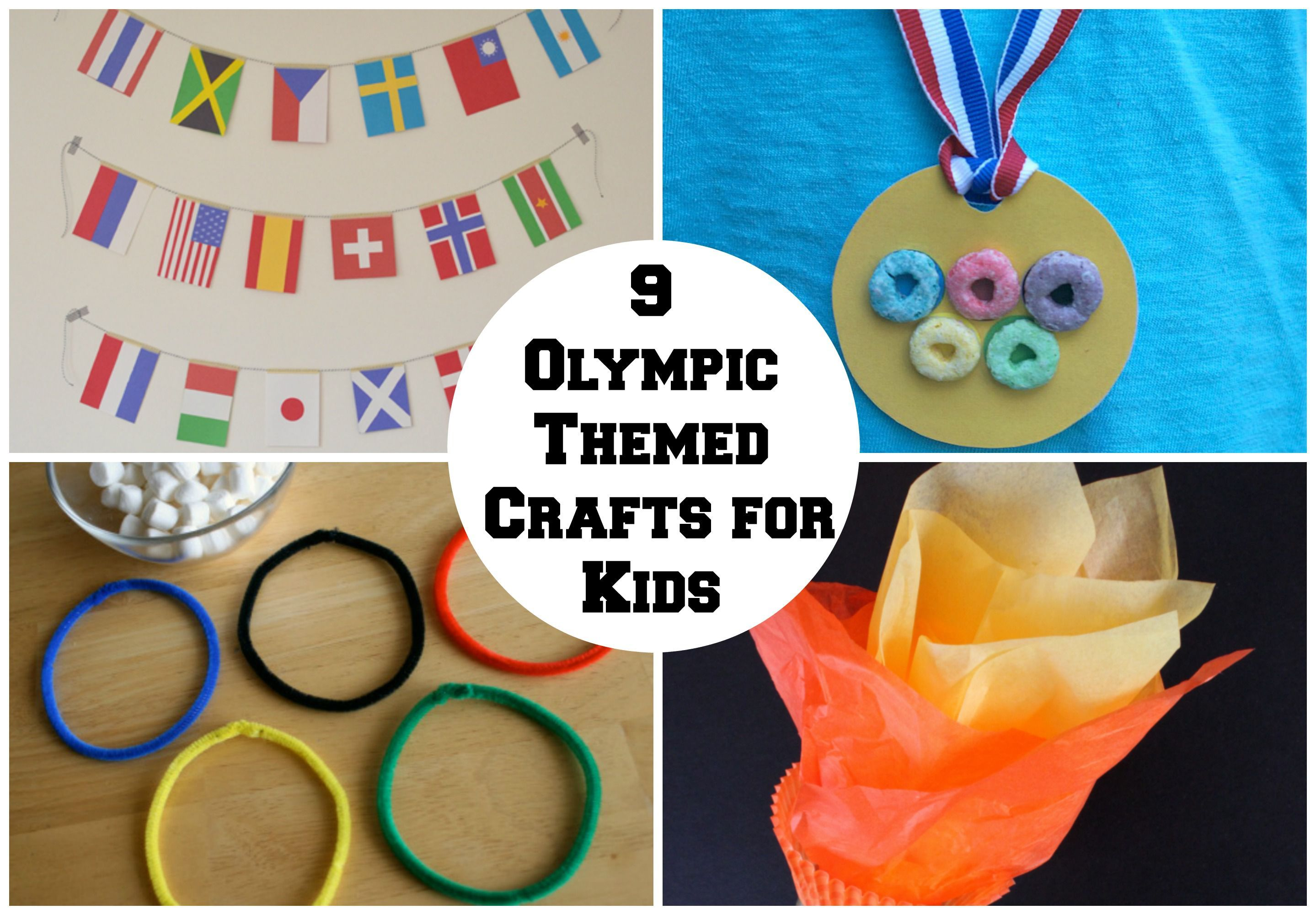 Your Child Can Become A Pretend Olympian With These Gold