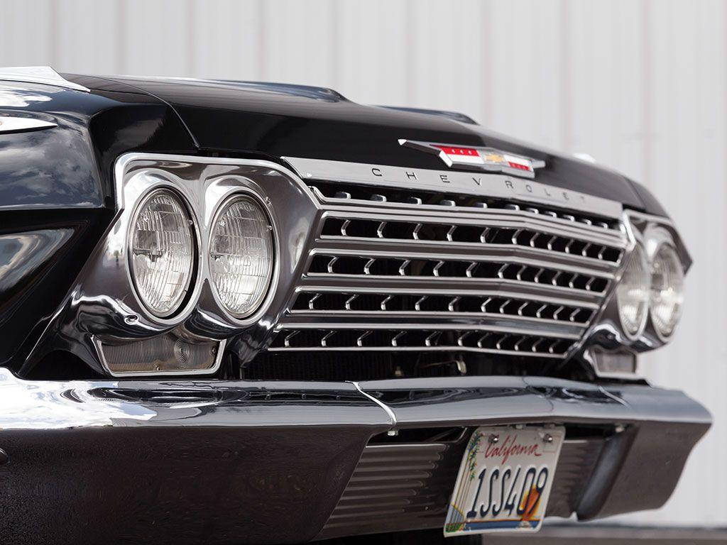 1962 Chevrolet Impala SS Sport Coupe