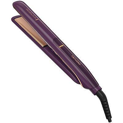 T Studio Thermaluxe Pro Series 1'' Slim Hair Straightener