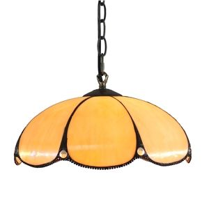 Past Retro Style Pendant Light
