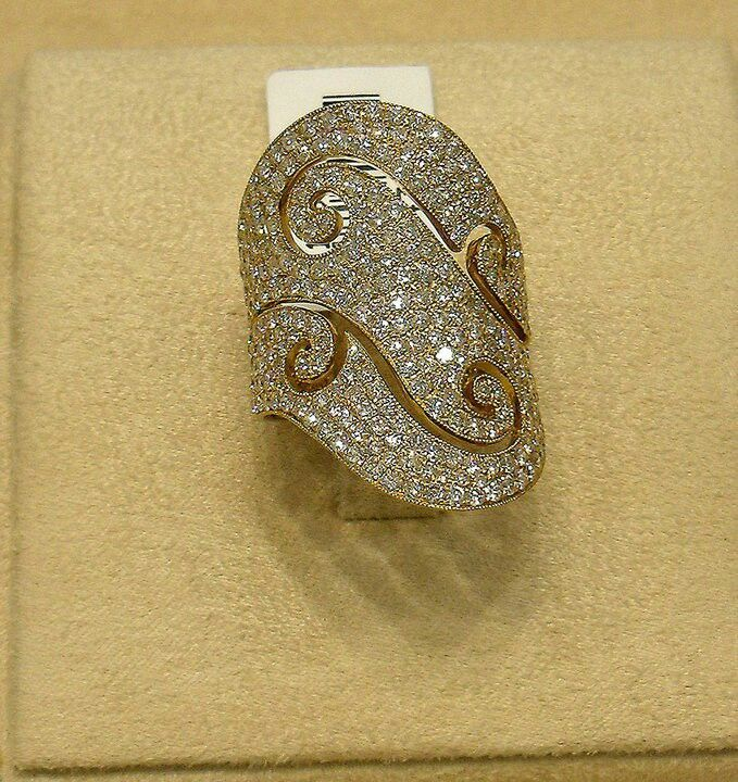 Jewellery designs and collections from Saudi Arabia | Jewellry ...