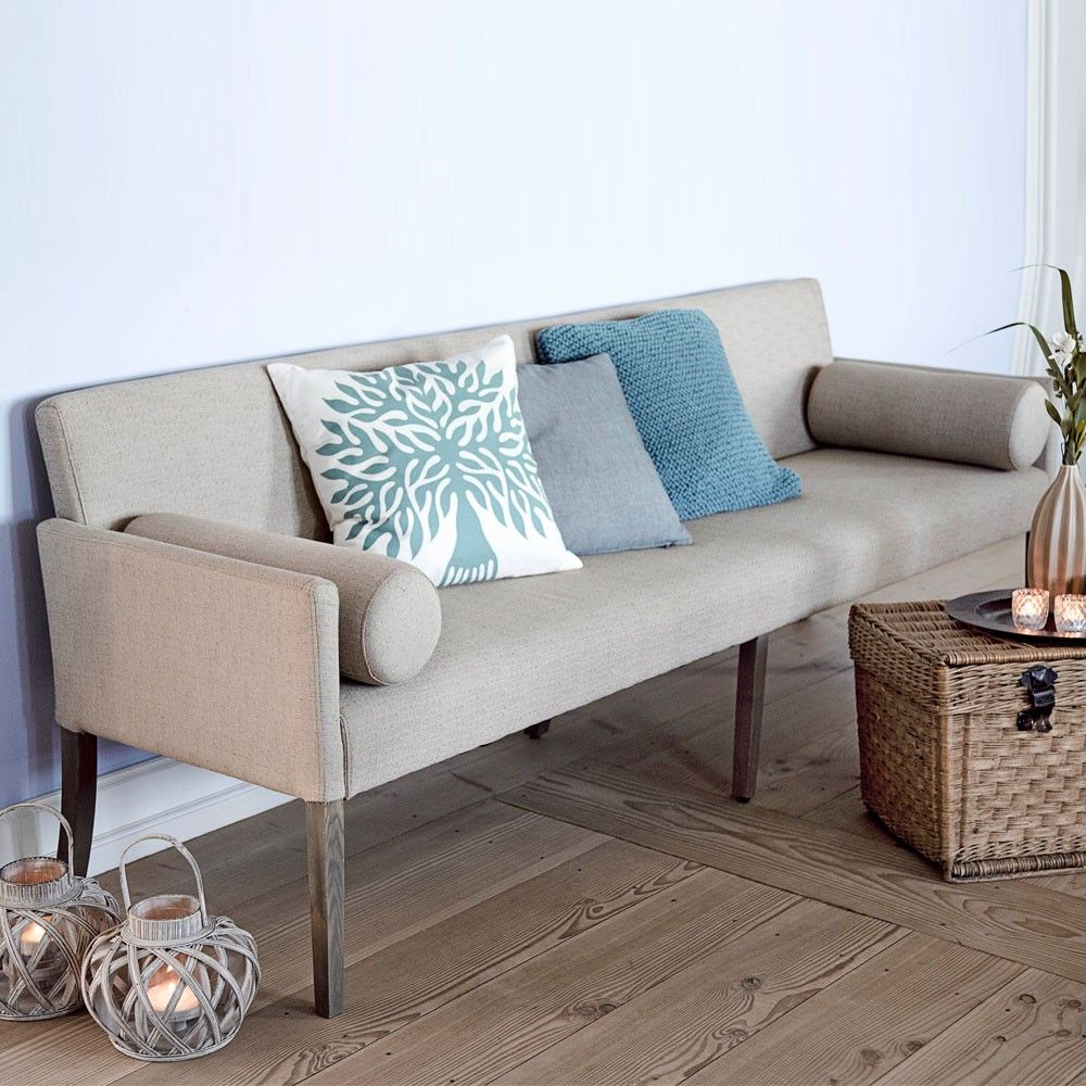 Sofabank brenta in beige m bel pinterest for Ikea polsterbank