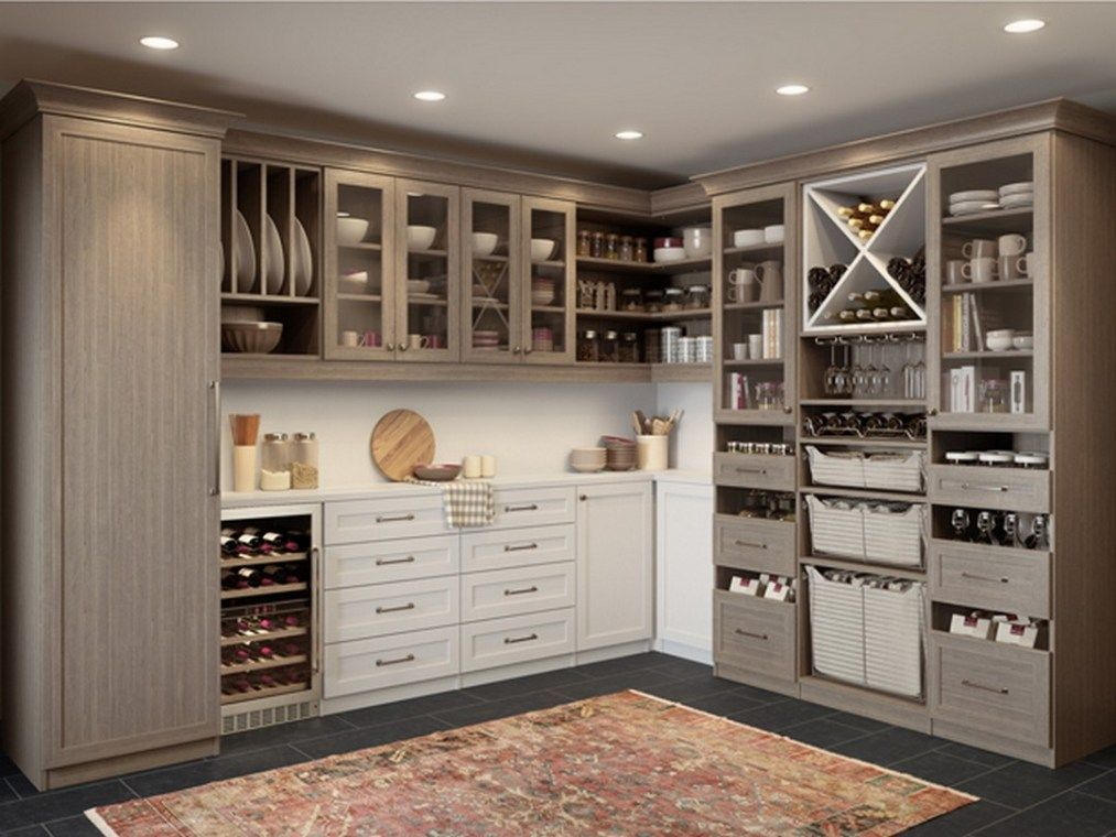 most popular and elegant california closet designs 7 in 2020 custom kitchen cabinets design on kitchen organization elegant id=13801