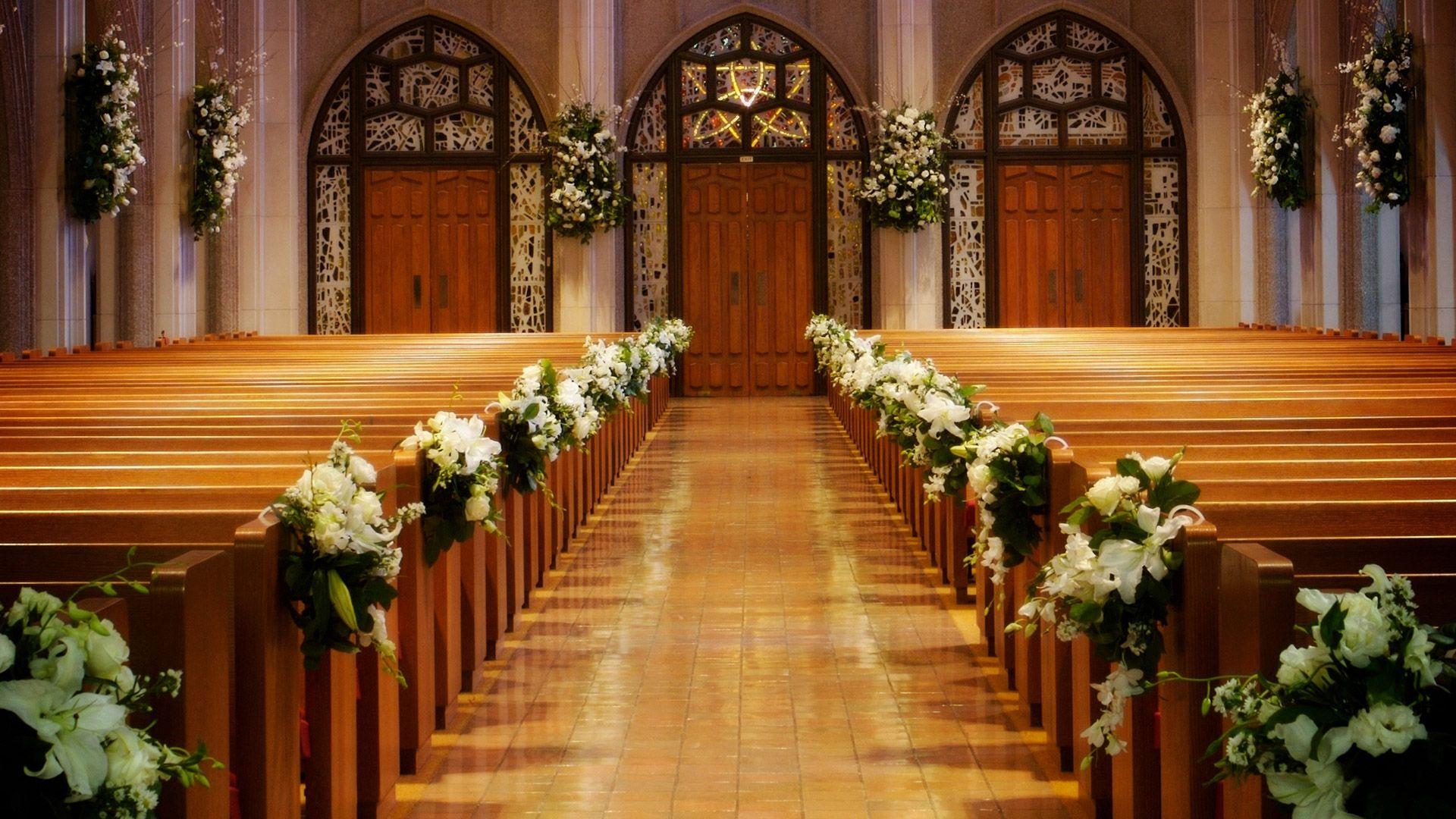 Addobbi Floreali Matrimonio Azzurro : Addobbi e allestimenti floreali per chiese cerimonie