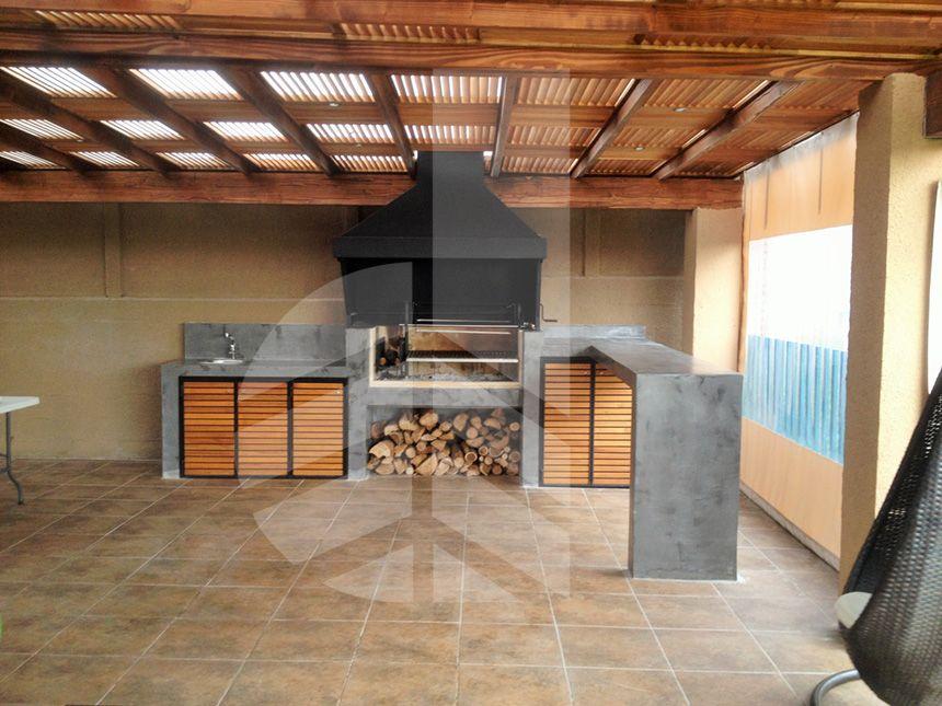 Dise o de parrillas para quinchos buscar con google roof tops diy outdoor kitchen outdoor - Parrilla para casa ...