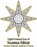 Image result for Ishtar star | Ishtar, Star of ishtar, Stars