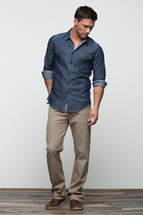Mens Business Casual Fashion
