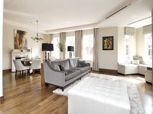 Living Room And Dining Room Living Room Decor Apartment Small