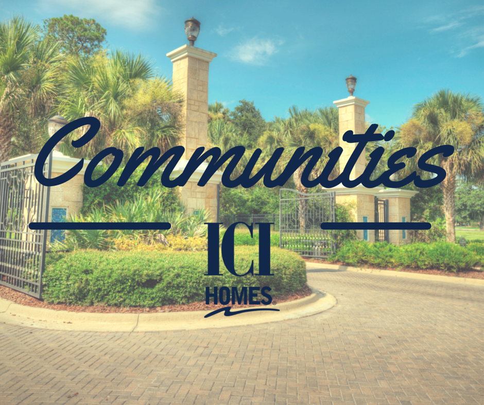 Learn about all the communites where we build!  #ICICommunities #ICIHomesFL