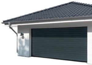 Hormann Lpu40 Sectional Garage Doors Insulated Double