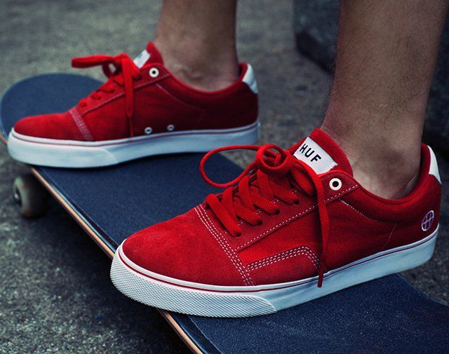 Southern Low-Tops by HUF