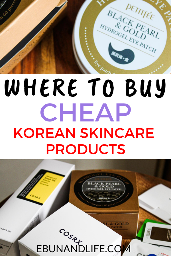 Photo of Where to Buy Cheap Korean Skincare Products