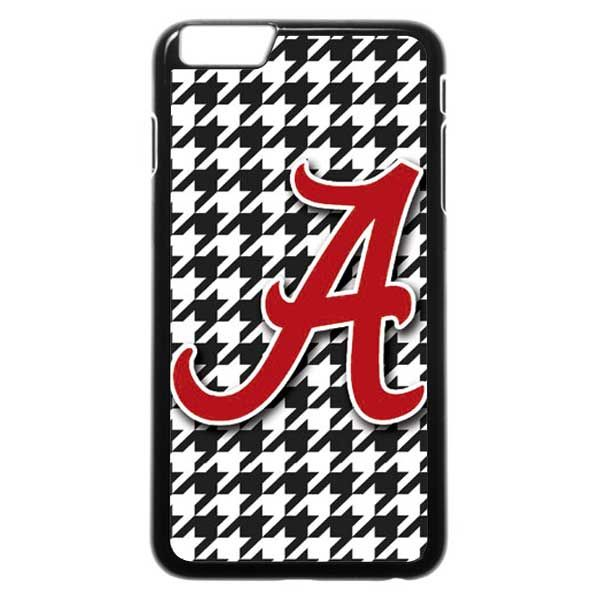 f935c7b5de6 Alabama Crimson Tide (houndstooth big) iPhone 7 Plus Case