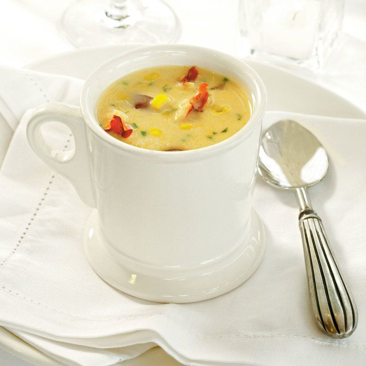 Nantucket Lobster Chowder - Soothing Seafood Soups and Stews - Coastal Living